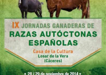 The LIFE FEEDING SCAVENGERS in the IX Congress of Spanish Livestock Breeds Native