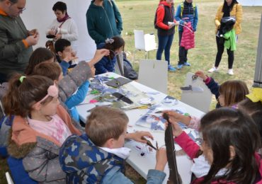 """Didactic activity on Scavenger Birds: """"The Recycler of Nature"""""""
