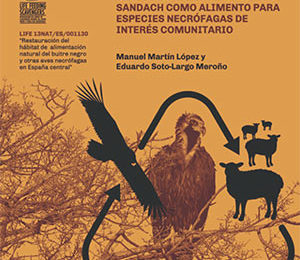 Handbook of good practices for the deposit of scavengers of extensive cattle and other SANDACH as food for species of community interest